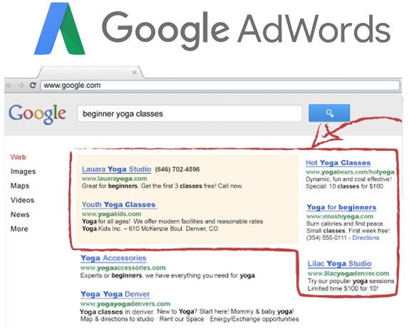 jacksonville google adwords advertising